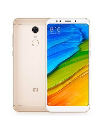 Xiaomi Redmi 5 Plus 3/32gb Gold (Золотой) Global Version