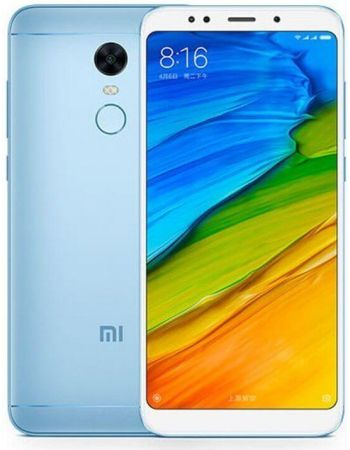 Xiaomi Redmi 5 Plus 4/64gb Blue (Голубой) Global Version