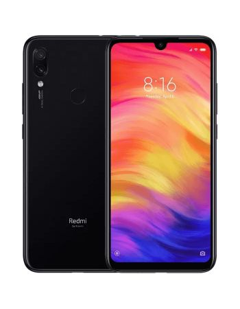 Xiaomi Redmi 7 2/16gb Black (Черный)