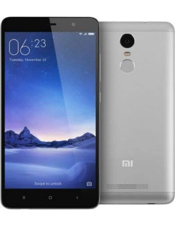 Xiaomi Redmi Note 3 3/32gb Black (Черный)