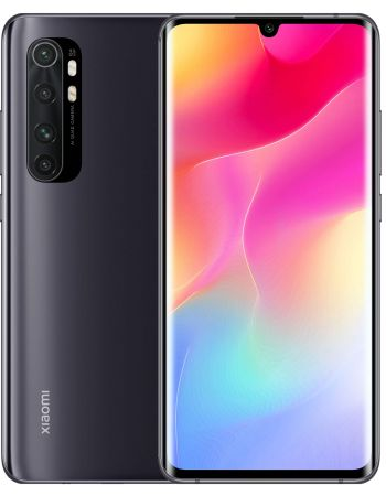 Xiaomi Mi Note 10 Lite 8/128gb Black (Черный)