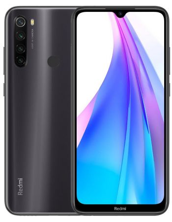 Xiaomi Note 8T 4/128gb Black (Черный)