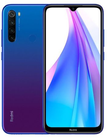 Xiaomi Note 8T 3/32gb Blue (Синий)