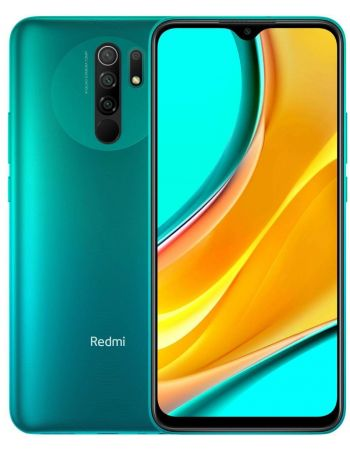 Xiaomi Redmi 9 4/64Gb Ocean Green (Аквамарин) Global Version