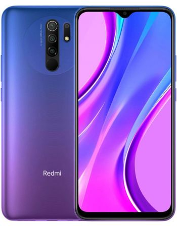 Xiaomi Redmi 9 4/64Gb Sunset Purple (Фиолетовый)