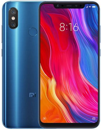 Xiaomi Mi 8 6/64gb Blue (Синий) Global Version
