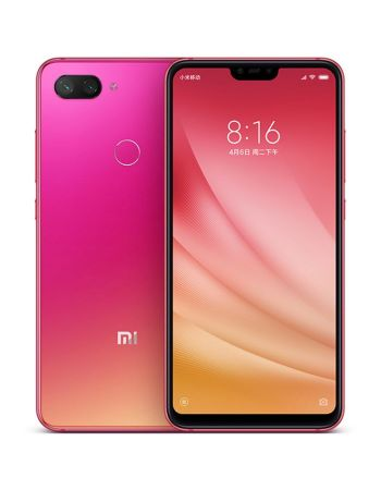 Xiaomi Mi 8 Lite 4/64gb Red (Красный) Global Version