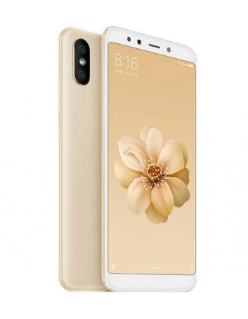 Xiaomi Mi 6x 4/32gb Gold (Золотой) Global Version