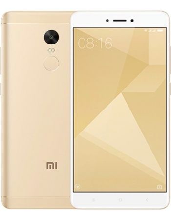 Xiaomi Redmi Note 4 3/64gb Gold (Золотой)
