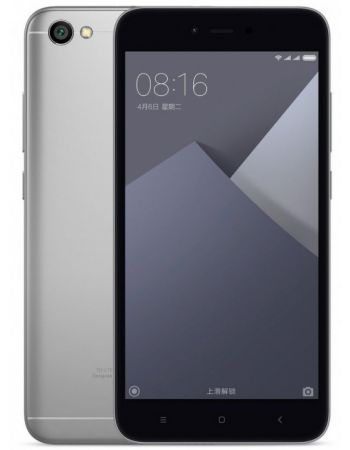 Xiaomi Redmi Note 5A 3/32gb Gray (Серый) Global Version