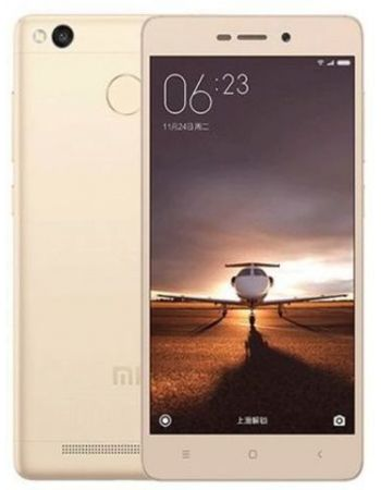 Xiaomi Redmi 3 16gb Gold (Золотой)