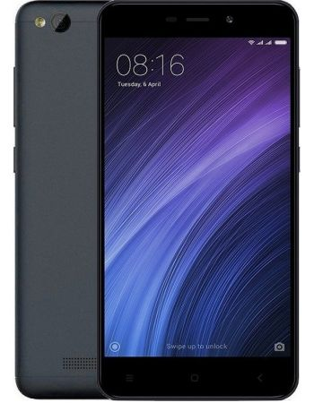 Xiaomi Redmi 4A 3/32gb Black (Черный)