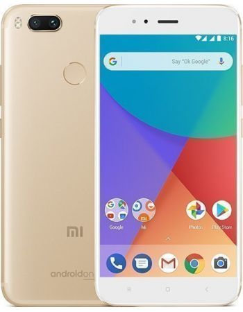 Xiaomi Mi A1 4/64gb Gold (Золотой) Global Version