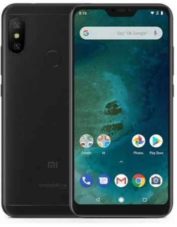 Xiaomi Mi A2 Lite 4/64gb Black (Черный)
