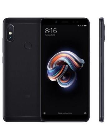 Xiaomi Redmi Note 5 3/32gb Black (Черный) Global Version