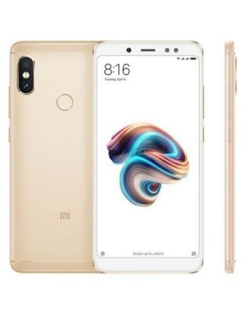 Xiaomi Redmi Note 5 4/64gb Gold (Золотой) Global Version