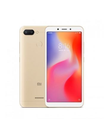 Xiaomi Redmi 6 3/32gb Gold (Золотой) Global Version