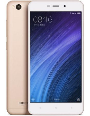 Xiaomi Redmi 4A 3/32gb Gold (Золотой)