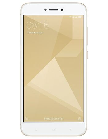 Xiaomi Redmi 4X 3/32gb Gold (Золотой)